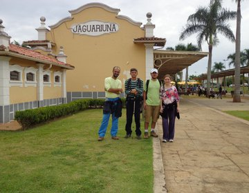 Ferrotrekking: Campinas x Jaguariúna - SP