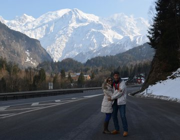 Ski em Chamonix Mont Blanc + Suiça