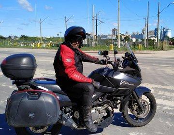 Conquista Moto Rock
