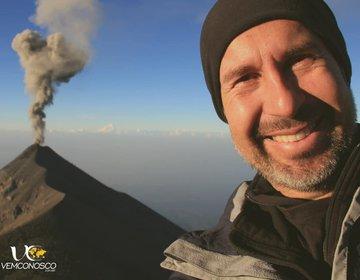 Vulcão Acatenango • Guatemala