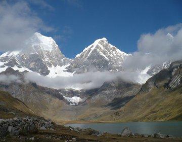 Cordilheira Huayhuash - Peru