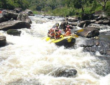 Rafting em São Luiz do Paraitinga