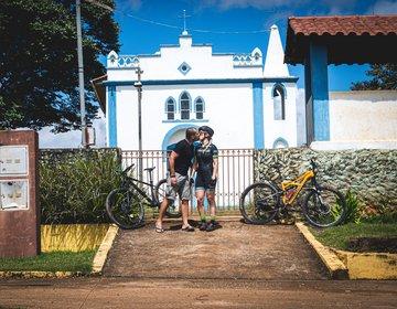 Corona vibes na Serra da Canastra e um romance