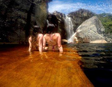 Trilhas no PERP - Parque Estadual do Rio Preto