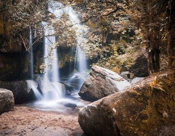 Cachoeira do Arco Iris - Pelotas
