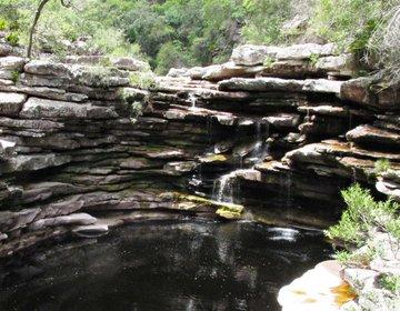 Trilha da Cachoeira da Fumacinha - Chapada Diamantina