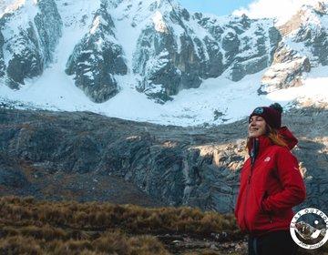 Trekking Santa Cruz • Cordilheira Branca • Peru