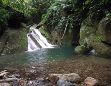 Pedal e Trekking Cachoeira Trindade