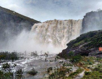 Cachoeira Bicame