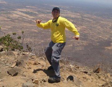 Pico do Cabugi, Lages - RN