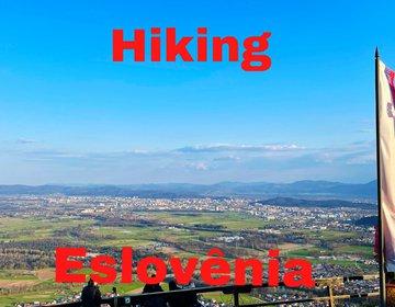 Primeiro Hiking da primavera em 2021