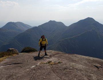 Trekking Pico paraná 11/09/20