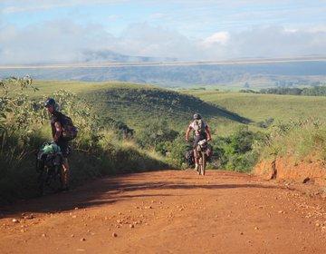Cicloviagem Ouro Preto a Carrancas via Estrada Real - 310 km