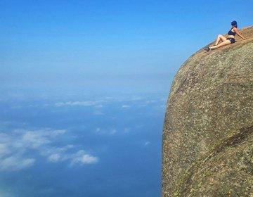 Pedra Da Gavea RJ