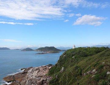 Praia de Naufragados - Florianópolis - SC