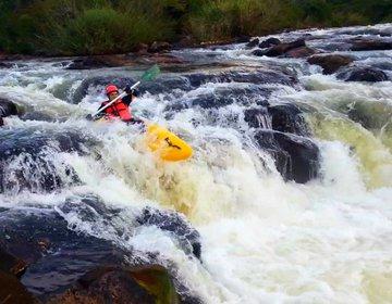 Canoagem Rio Chopim