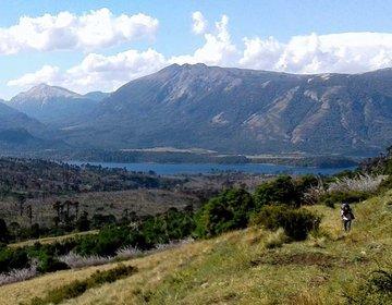 Huella Andina - Parque Lanin - Lago Ñorquinco a Rocachoroi