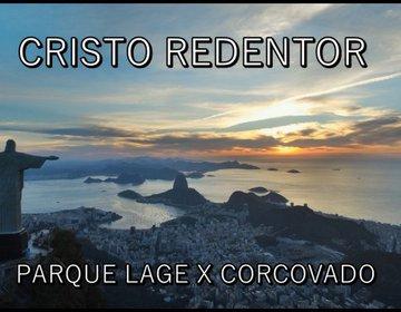 Drone Aventura - Cristo Redentor