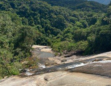 Cachoeira Do Secreto ou Cachoreira Grande