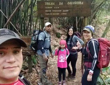 Trilha da Cachoeira - Parque Estadual da Cantareira (SP)