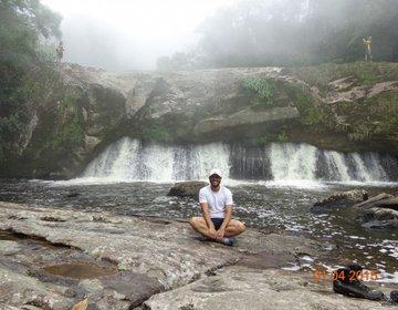 Cachoeira da Pedra Furada - Mogi das Cruzes (SP) - Jan/15