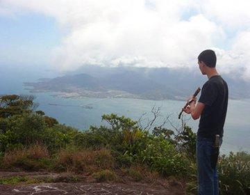 Pico do Baepi - Ilhabela - SP