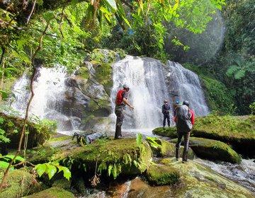 VALE DO ITAMAMBUCA: Expedição Selvagem - Ubatuba - SP