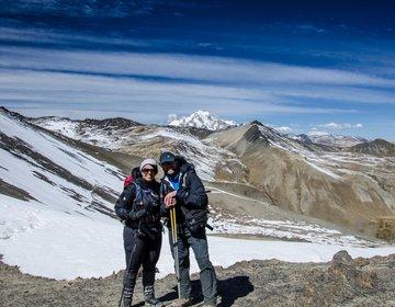 Travessia Kotia X Condoriri - Bolívia