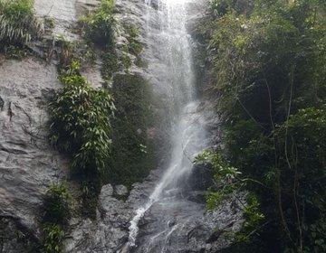 Cachoeira toque toque grande