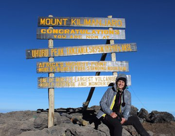 Kilimanjaro - África - Rota Machame
