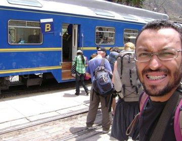 Expedição Bolívia - Peru: Aguas Calientes (PER) - Set/10