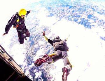 Paraquedismo em Resende - RJ