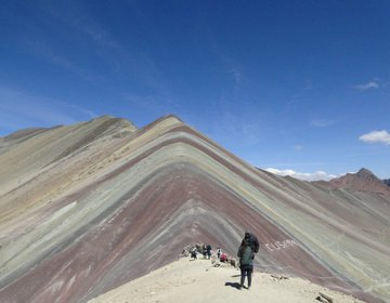 Rainbow Mountain - Montanhas Coloridas do Peru