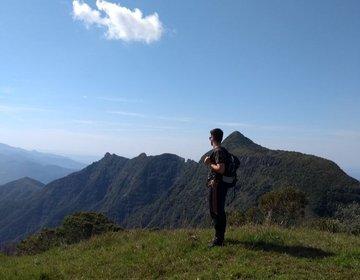 Trekking Canyon Realengo - Morro Grande/SC