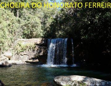 Cachoeira do Honorato Ferreira