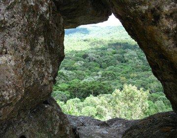 Formações Rochosas dos Campos Gerais