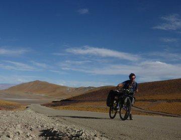 Na Puna do Atacama