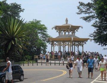 Travessia Parque Lage x Horto