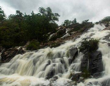 Cachoeira Capão dos Palmitos - Serra do Cipó