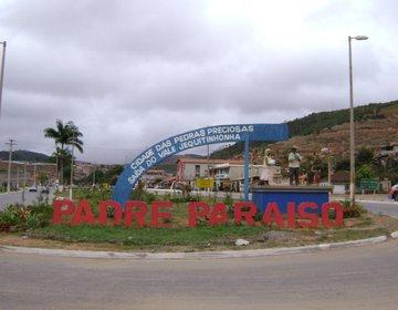 Rumo ao Sul: BR 116 - Padre Paraíso (MG) - Set/08
