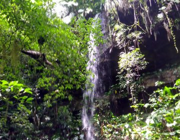 Cachoeira do Canto da Serrinha - SC