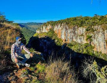 Canyon Palanquinhos