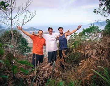 Pico do Jaraguá – Caraguatatuba – SP