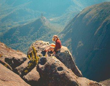 Pico Menor e Médio, Cabeça de Dragão.