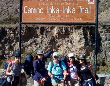 Caminho Inca em Família