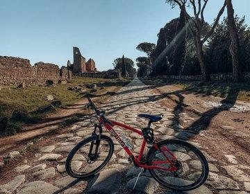 Via Appia Antica - Roma, Itália