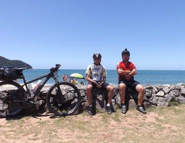 Cicloviagem Rio Grande da Serra-São Sebastião|2014
