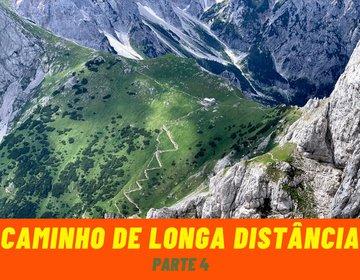 Caminho de Longa distância na Eslovênia - Parte 4
