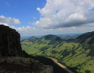 Pico Agudo - Sapopema - PR