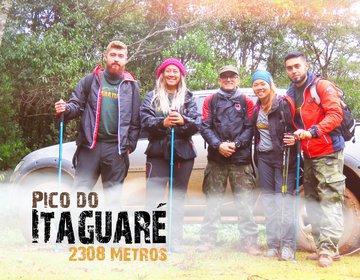 Pico do Itaguaré e seus 2.308 Metros de Altitude!